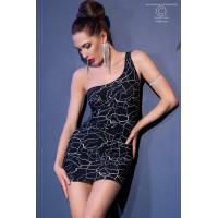 Мини платье + стринги 4418
