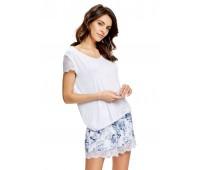 Пижама женская с шортами 36759 SEASON