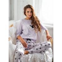 Комплект женский со штанами ELLIE