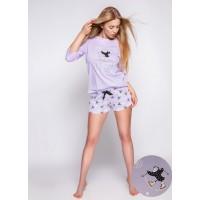 Пижама женская с шортами CARINA