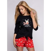 Пижама женская с шортами CUPID