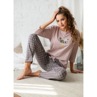 Комплект женский со штанами PERRO
