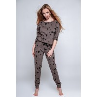 Пижама женская со штанами /Домашний костюм WOMAN STAR
