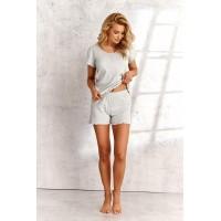 Пижама женская с шортами 2528
