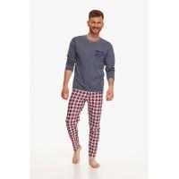Пижама мужская со штанами 2656 21/22 MARIO*